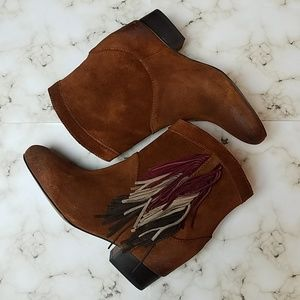 🚨NEW LIST! Matiko 'Jill' Tassled Boho Ankle Boot